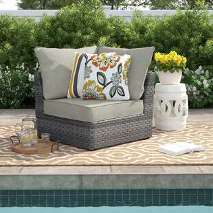 Monte Patio Chair with Cushions (Set of 2)