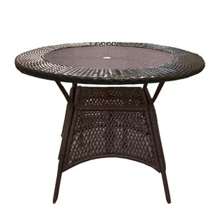 Manz Folding Bistro Table By Canora Grey Buy Online