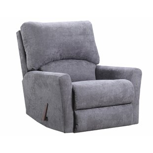 Gregorio Rocker Recliner Red Barrel Studio