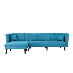 Warnick Sleeper Sectional by Turn on the Brights