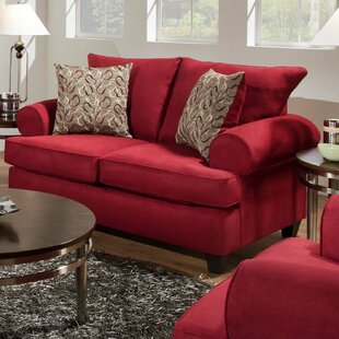 Savings William Loveseat by Chelsea Home Reviews (2019) & Buyer's Guide