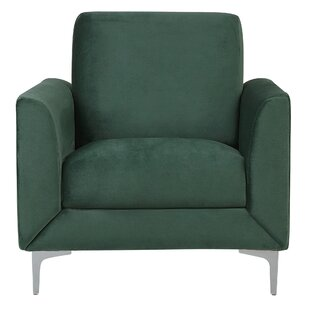 Linton Velvet Armchair by Mercer41