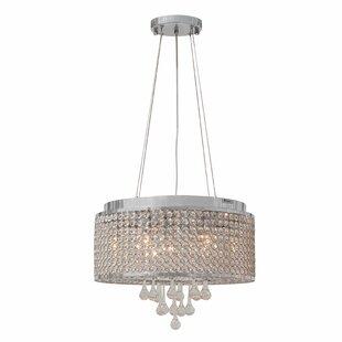 Lular 7-Light Crystal Chandelier
