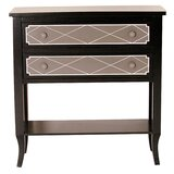 Winbush 2 Drawer Accent Chest by Charlton Home®