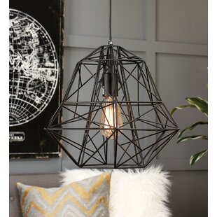 1-Light Geometric Pendant ..