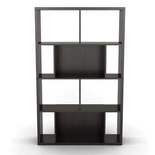 Monaco Geometric Bookcase