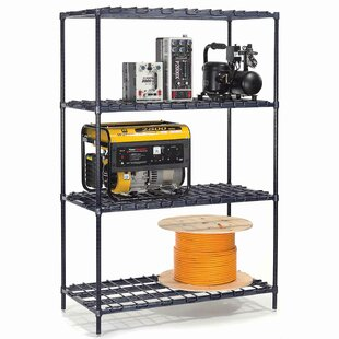 Nexel Heavy Duty 4 Shelf Shelving Unit Starter