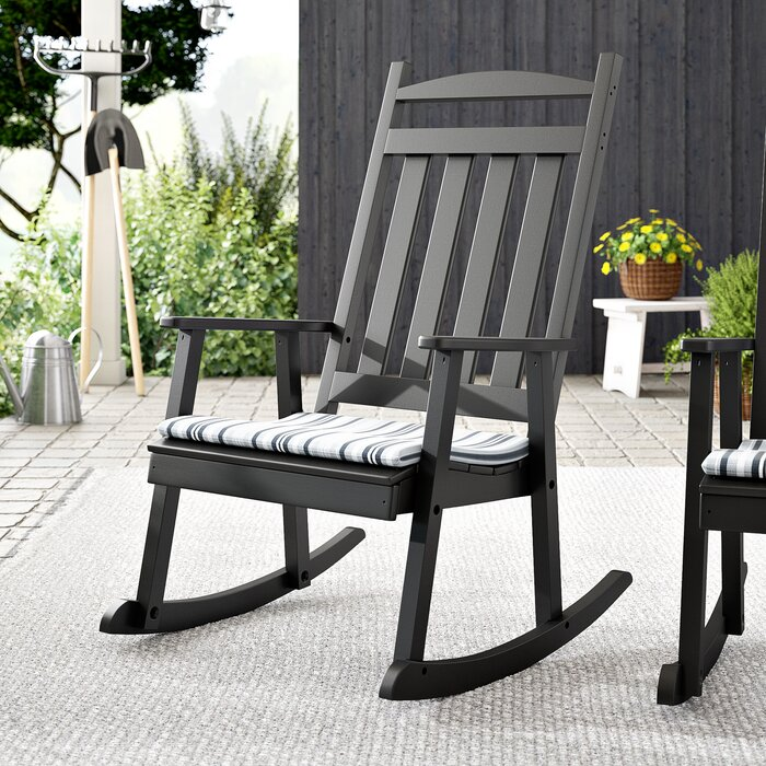 Miraculous Gastonville Classic Porch Rocking Chair Ibusinesslaw Wood Chair Design Ideas Ibusinesslaworg