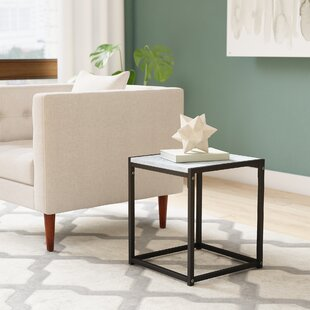 Andresen End Table by Wrought ..