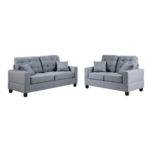 Laffel 2 Piece Living Room Set by Latitude Run
