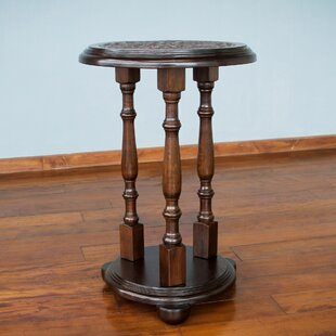Shaldon Flowers End Table