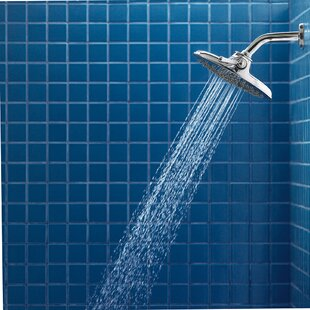 Moen Velocity Multi Function Rain Shower Head with Immersion