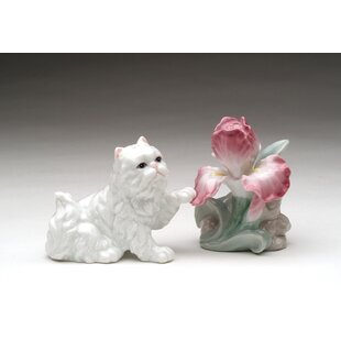 Persian Cats Salt and Pepper Set