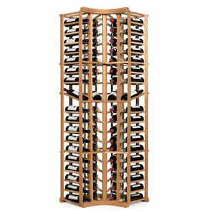 N'finity 72 Bottle Floor Wine Rack b..