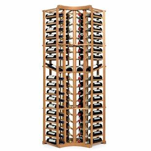 N'finity 72 Bottle Floor Wine Rack by Wine Enthusiast