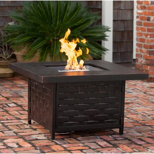 Armstrong Aluminum Propane Fire Pit Table by Fire Sense Top Reviews