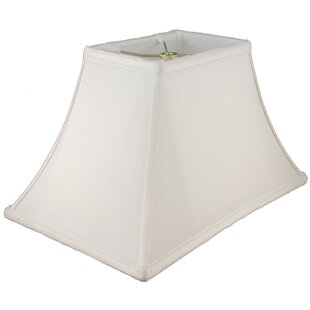 10 Faux Silk Bell Lamp Shade