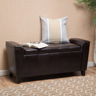 DuClaw Upholstered Storage Bench