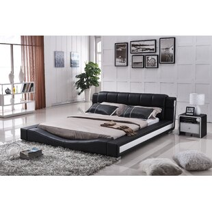 Best Reviews Ginny Upholstered Platform Bed by Orren Ellis Reviews (2019) & Buyer's Guide