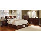 Kerstanski 4 Piece Bedroom Set (Set of 4) by Winston Porter