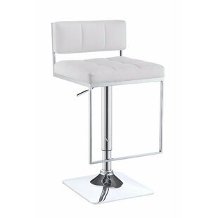 Worsley Adjustable Height Swivel Bar Stool