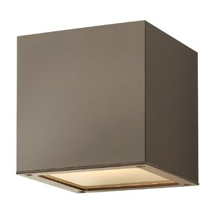 Kube 1 Light Flush Mount