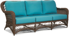 Patio Sofas & Sectionals