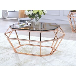 Parley Glass Coffee Table