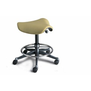 Humanscale Pony Saddle Drafting Chair
