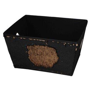 Fantastic 13 Inch Cheap Storage Bins - sequin-storage-bin-set-of-2  You Should Have_74364.jpg