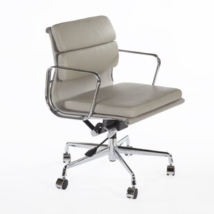 Stilnovo Catania Leather Desk Chair