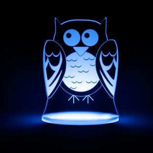 Total Dreamz Owl LED Night Light