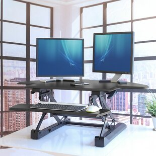 Ebern Designs Ozias Standing Desk Converter