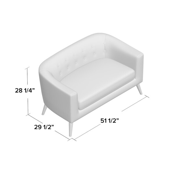 Niemeyer Loveseat
