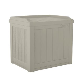 Suncast 22 Gallons Gallon Water Resistant Storage Bench