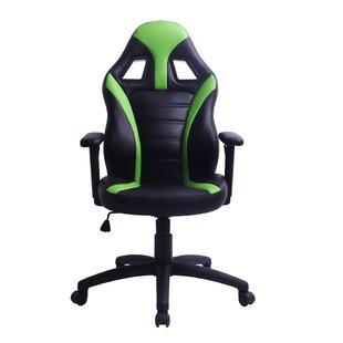 Adjustable Swivel Gaming and Office Chair by Latitude Run