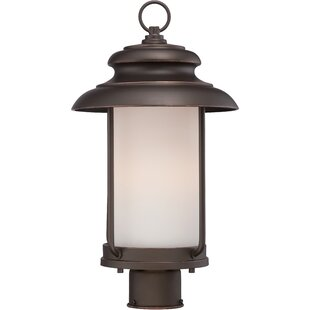 Price Check Tindall Outdoor 1-Light Lantern Head By Breakwater Bay