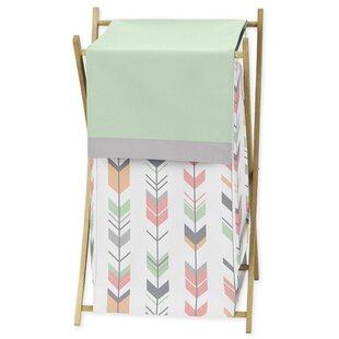 Sweet Jojo Designs Mod Arrow Laundry Hamper