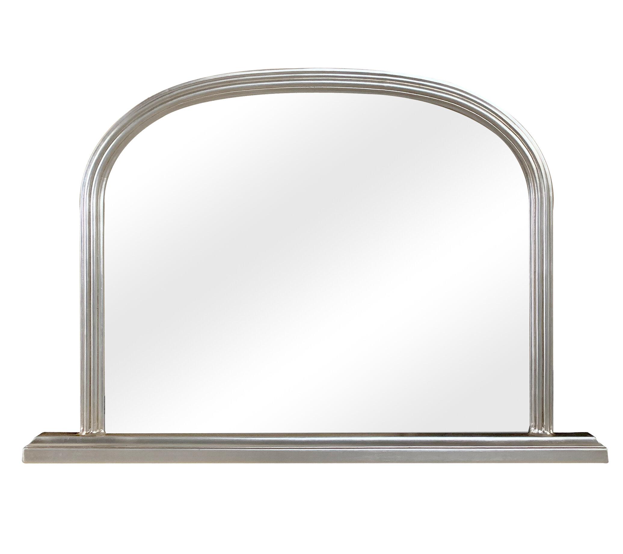 Winston Porter Ostara Traditional Beveled Accent Mirror Wayfair
