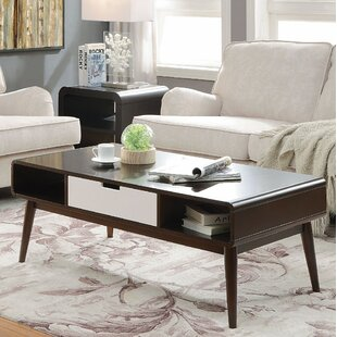 Inexpensive Duppstadt Coffee Table with Storage by Corrigan Studio