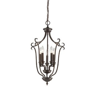 Best Price Desousa 5-Light Foyer Pendant By Three Posts