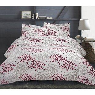 Winston Porter Ballaghmore 3 Piece Reversible Comforter Set