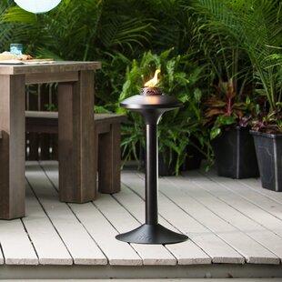 Merveilleux Belmont Metal Garden Torch