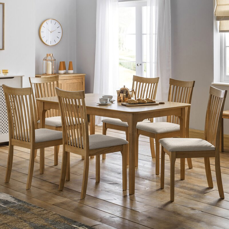 Yvonne Extendable Dining Table And Chairs
