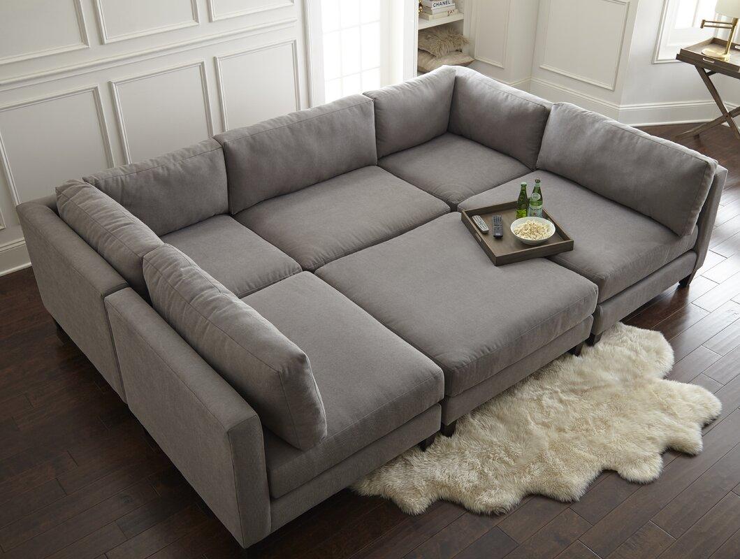 263594 Chelsea Modular Sectional Sofa