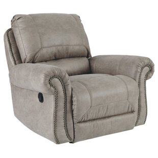 Johana Manual Rocker Recliner by Alcott Hill Great price