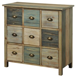 Selma 9 Drawer Accent Chest by..