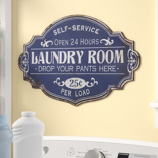 Laundry Room Decor Wayfair