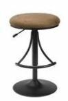 Elon Adjustable Height Swivel Bar Stool