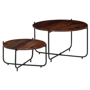 Sarcoxie 2 Piece Coffee Table Set By Williston Forge